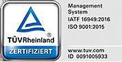 Logo TÜV Cert